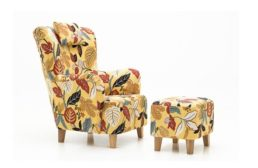 Amanda armchair - furniture manufacturer Ermatiko